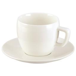 Šálek na cappuccino CREMA, s podšálkem