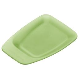 Odkládací tácek na čajové sáčky PRESTO, 2 ks, zelená