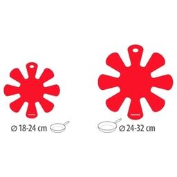 Proložka mezi pánve PRESTO, malá a velká, 2 ks, červená