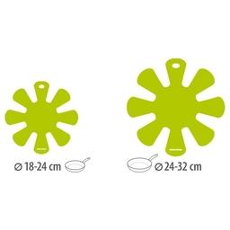 Proložka mezi pánve PRESTO, malá a velká, 2 ks, zelená