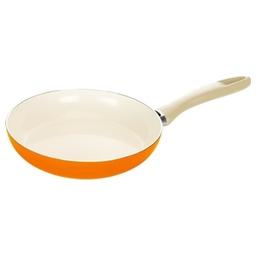 Pánev ecoPRESTO Signal ¤ 24 cm, oranžová