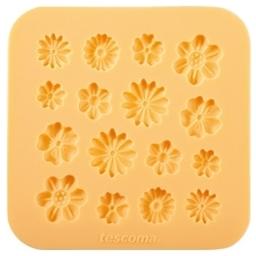 Silikonové formičky DELÍCIA DECO, květinky