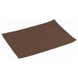 Prostírání na stůl FLAIR 45x32 cm, čokoládová