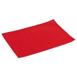 Prostírání FLAIR TONE 45x32 cm, červená