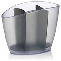 Odkapávač na kuchyňské nářadí CLEAN KIT, šedá