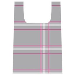 Nákupní taška skládací SHOP!, design 2