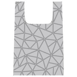 Nákupní taška skládací SHOP!, design 3