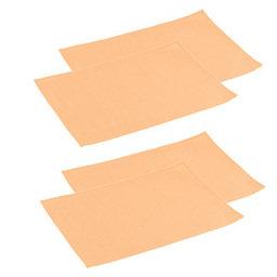 Výhodný balíček: Prostírání na stůl FLAIR LITE 45x32 cm, vanilková, 4 ks