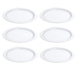 Výhodný balíček: Mělký talíř GUSTITO, 20 cm, 6 ks