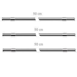 Výhodný balíček: Závěsná tyč MONTI 90 cm, 3 ks