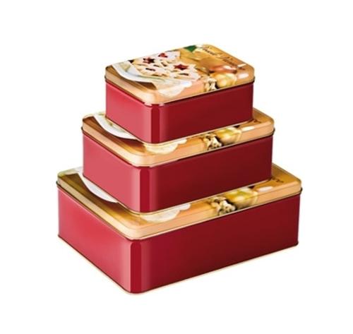Krabičky Veselé Vánoce DELÍCIA